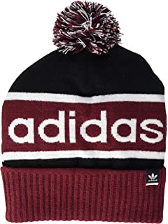 adidas Performance Boys Kids Chunky Knitted Beanie Bobble Hat ... c26f3fb67d6
