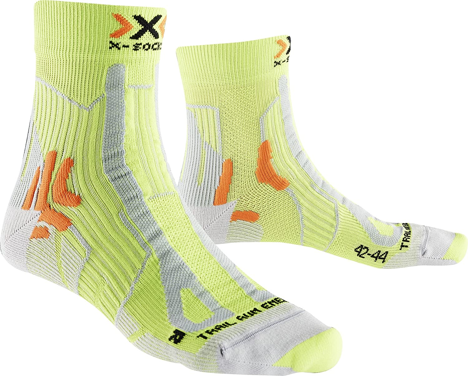 X-Sock Trail Run Energy Hombre Calcetines