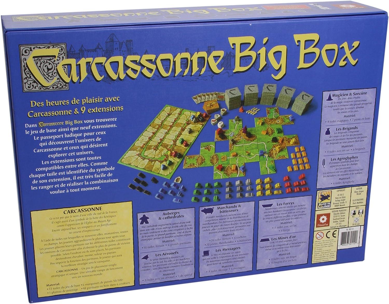Asmodée - Juego de Tablero, 2 a 36 Jugadores (CARC11-2012) [Importado de Francia]: Amazon.es: Juguetes y juegos