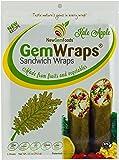 GemWraps Kale Apple Sandwich Wraps 6-sheets