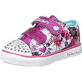 Skechers Infant/Toddler Girls' Twinkle Toes Twinkle Breeze Pop-Tastic Sneaker