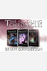 The Godling Chronicles : Bundle - Books 4-6 Kindle Edition