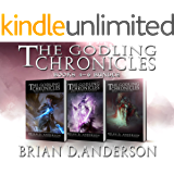 The Godling Chronicles : Bundle - Books 4-6
