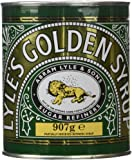 Lyle's Golden Syrup Tin 907 g (Pack of 6)