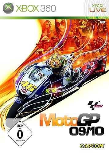 Capcom Motogp 09 10 Xbox 360 Juego Xbox 360 Racing Ec Ninos
