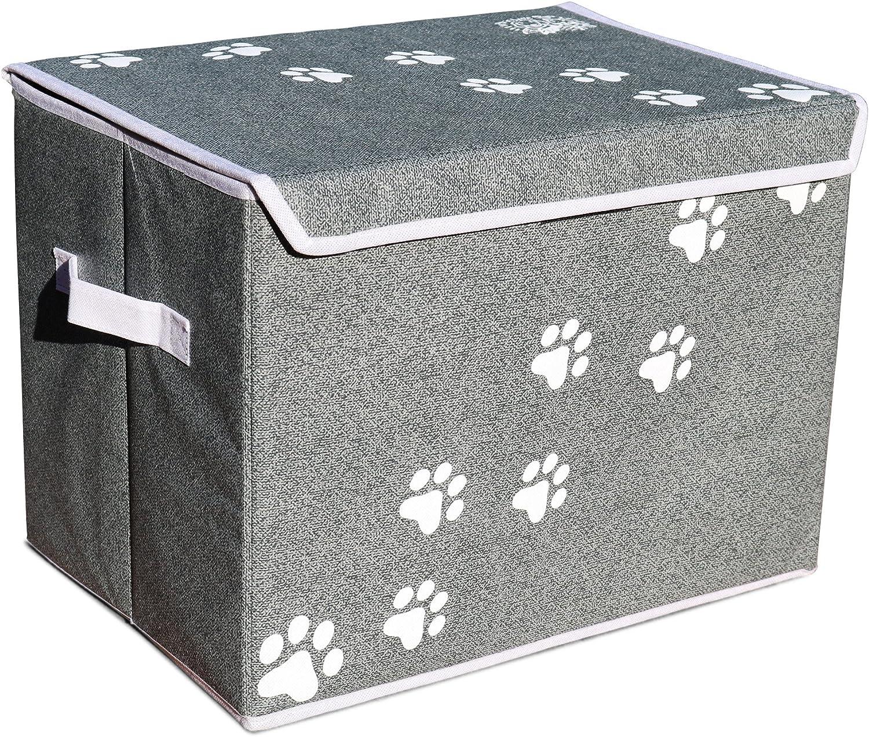 Feline Ruff Large Dog Toys Storage Box. 16
