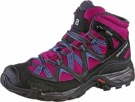 Salomon Women's Hiking Shoes, berry
