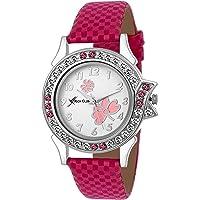 Rich Club Analogue White Dail Women's & Girl's Watch (Rc-Lui-Pink)