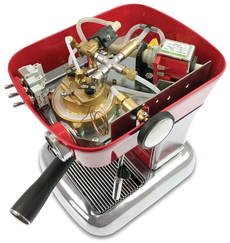 Máquina de café espresso Ascaso Dream EN Sweet Cream - nueva edición: Amazon.es: Juguetes y juegos