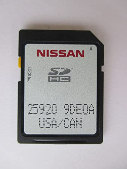 9DE0A NISSAN CONNECT SD NAVIGATION CARD, 2017 2018 , MAP DATA , GPS on gps maps for sd, tomtom gps sd card, gps maps screen, microsd card, gps maps software, nextar gps sd card, us maps sd card,