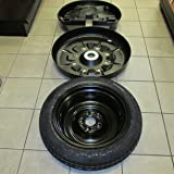 2014 to 2017 Chrysler Town and Country Dodge Grand Caravan Spare Tire Kit Mopar OEM