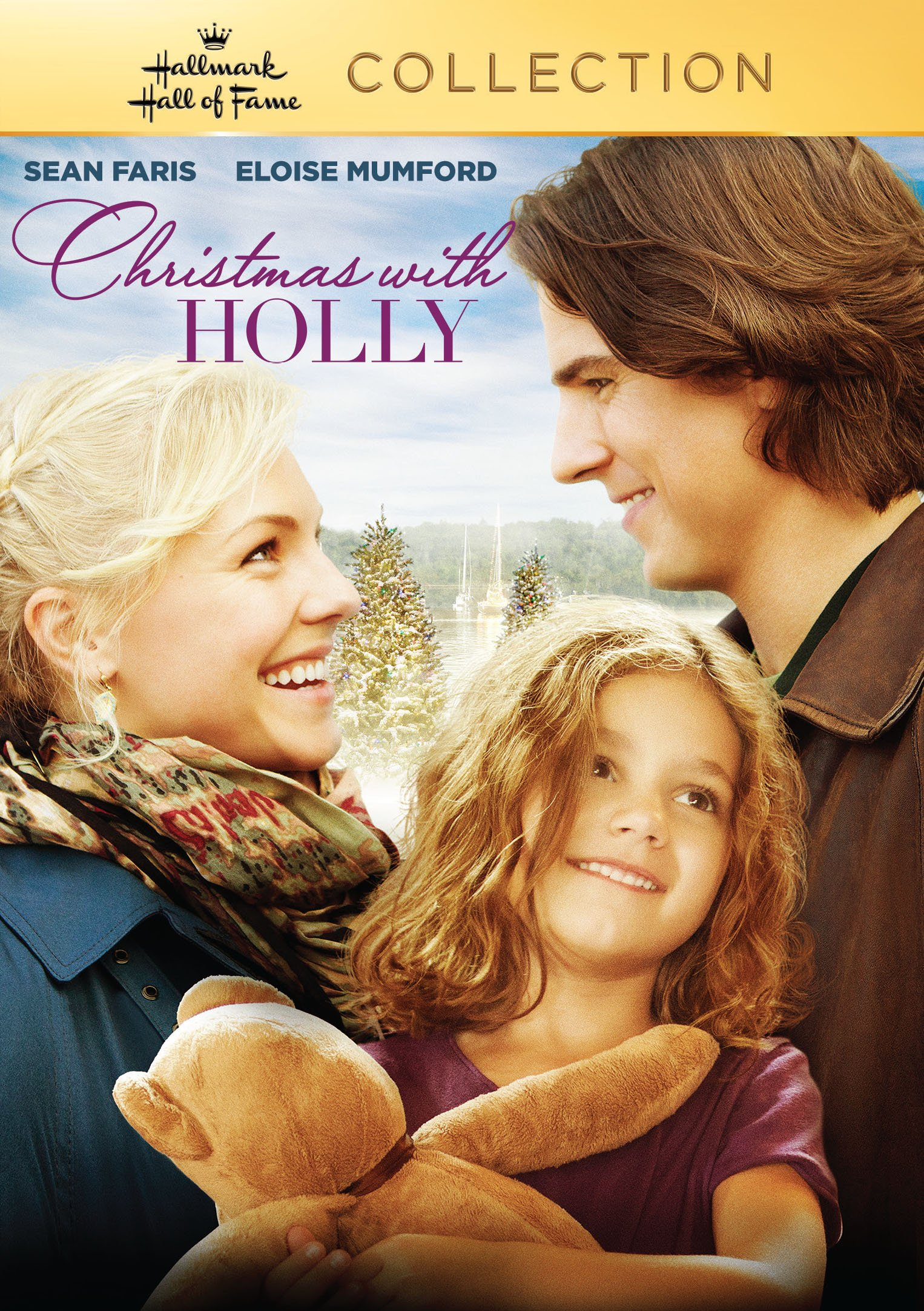 DVD : Christmas With Holly (Widescreen)