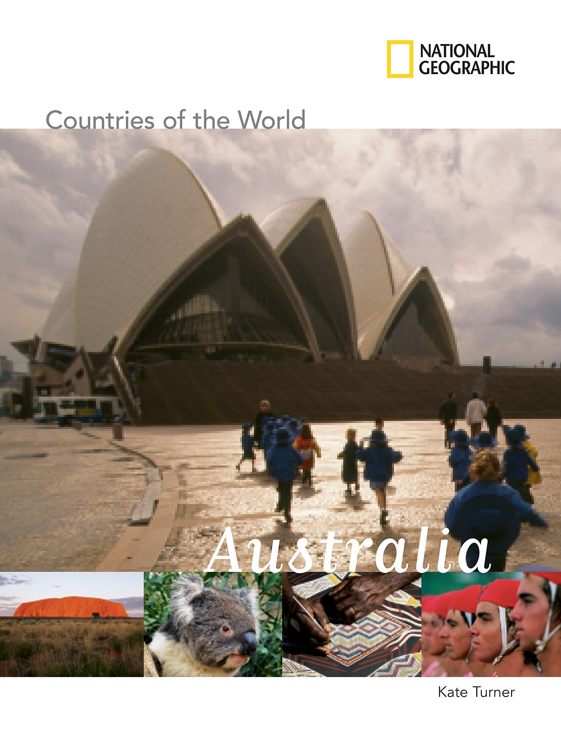National Geographic Countries of the World: Australia by Brand: National Geographic Children's Books (Image #1)