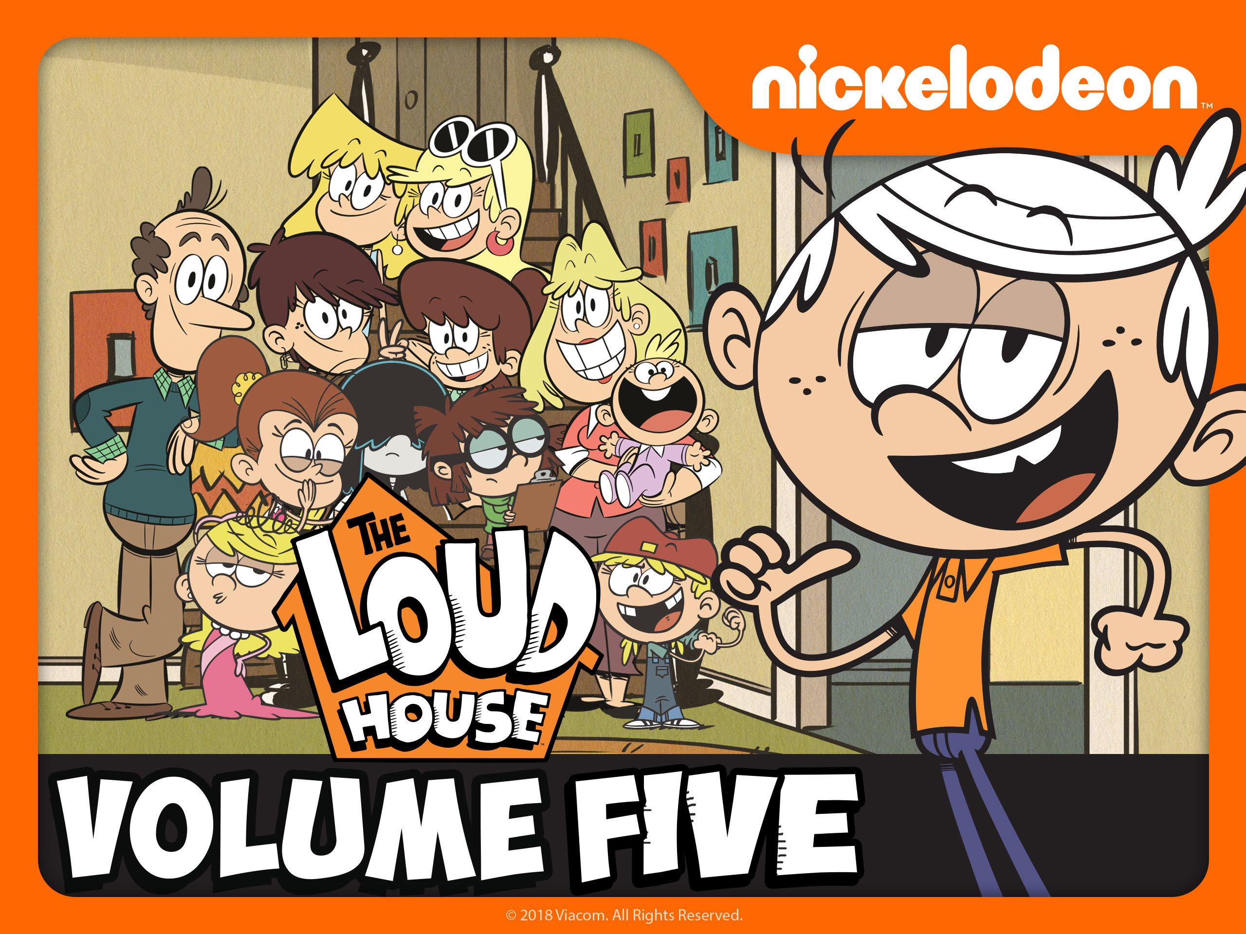 Amazoncom Watch The Loud House Season 5 Prime Video