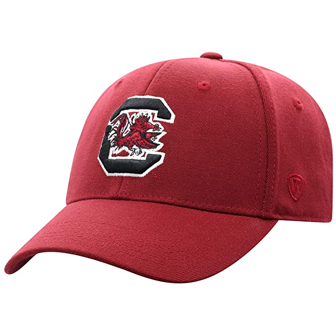 quality design 81fb0 98957 Image Unavailable. Image not available for. Color  Top of the World Texas  A M Aggies Men s Memory Fit Hat Icon, Maroon ...
