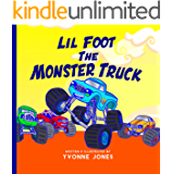 Lil Foot The Monster Truck