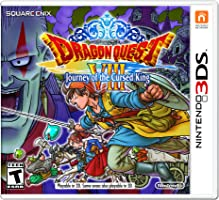 Dragon Quest 8 - Journey of Cursed King - Nintendo 3DS