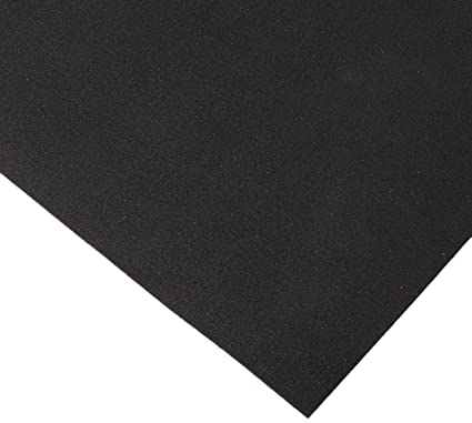 Amazoncom RubberCal Recycled Floor Mat Exercise Mats Sports - How to clean black rubber gym flooring
