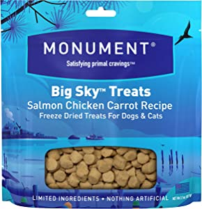 Monument Big Sky Treats for Dogs and Cats