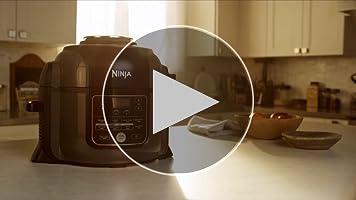Ninja OP300EU Foodi Multi-Cooker Olla a Presión y Freidora de Aire ...