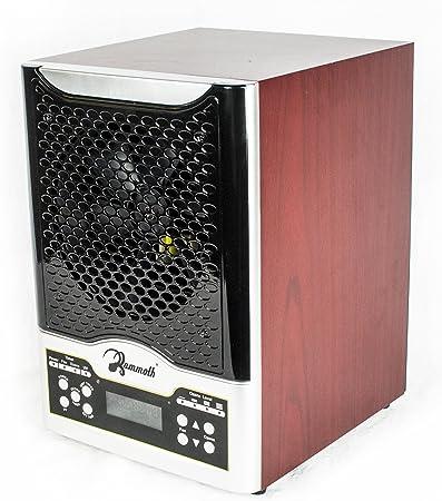 Mammoth purificador de aire XC® Grano de madera 7 etapas con de ...