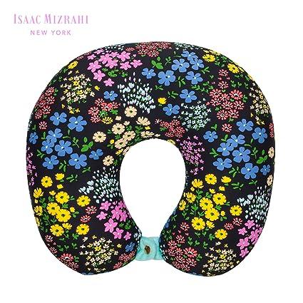 Isaac Mizrahi terapéutico almohada de espuma de poliuretano de viaje