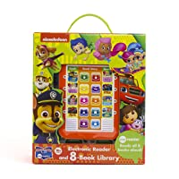 Nick Jr. - Paw Patrol, Bubble Guppies, and more! Me Reader Electronic Reader 8-Book...