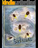 Stinkwaves Spring 2017 (short stories, poetry & art work by indie authors)