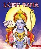 Lord Rama: Large Print