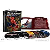 Spider-Man: The Motion Picture Trilogy [Blu-ray]