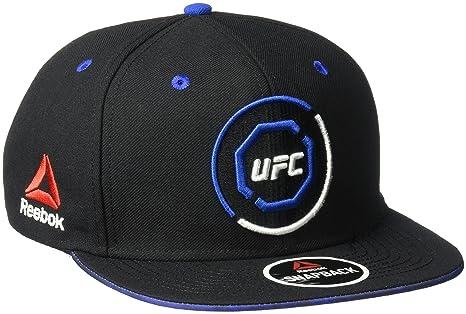 00931ca1bb91e5 Amazon.com   UFC Adult Authentic Flat Brim Snapback