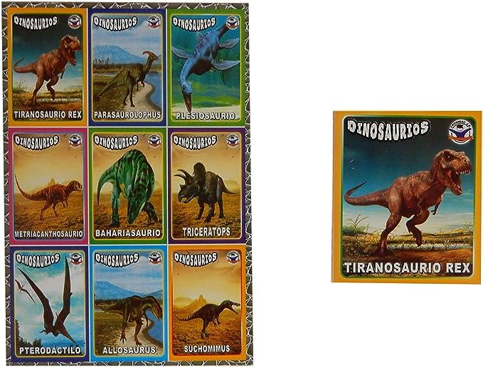 Juego de Bingo de Dinosaurio para niños / Loteria de Dinosaurios: Amazon.es: Juguetes y juegos
