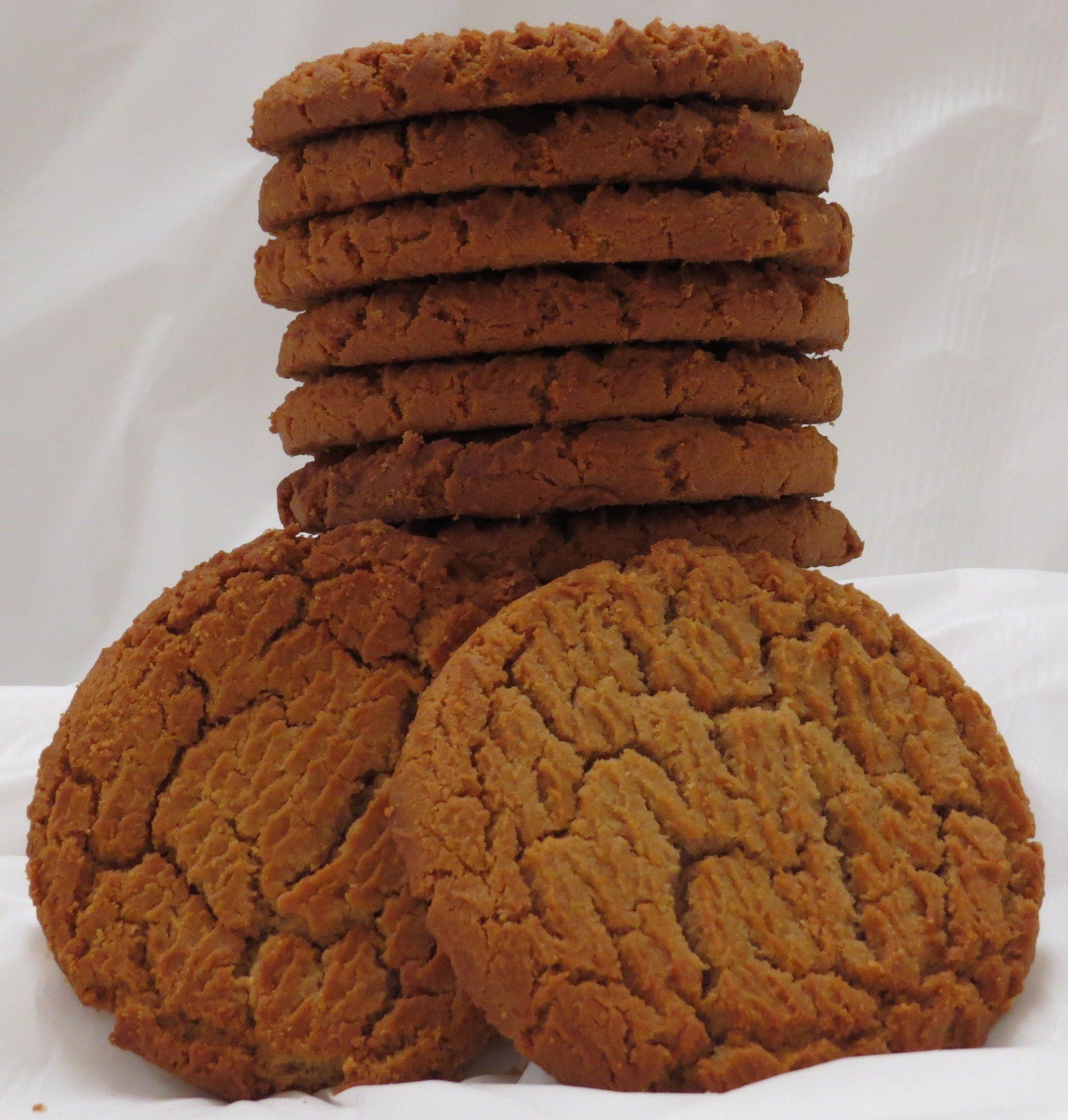 Homemade Peanut Butter Cookies - 1 Dozen by Bread Box Bakery & Café - Shipshewana, Indiana
