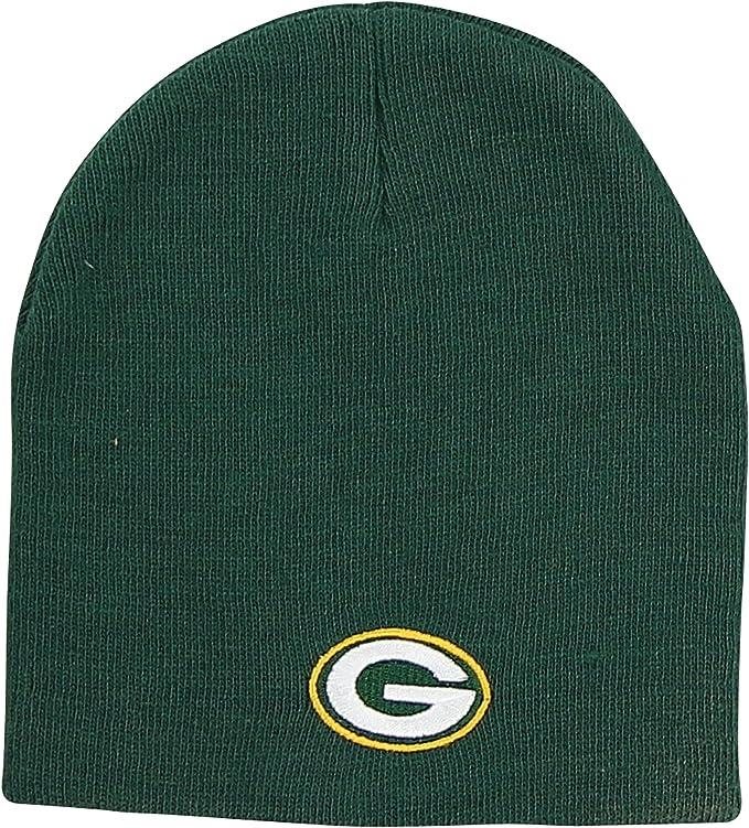 Reebok NFL Verde Bay Packers Gorra Gorro de Invierno Gorro para ...