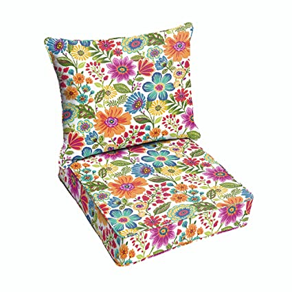 Amazon.com: Mozaic Company galliford Multi Floral Interior ...