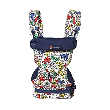 283d0324fac Amazon.com   Ergobaby Adapt Award Winning Ergonomic Multi-Position Baby  Carrier