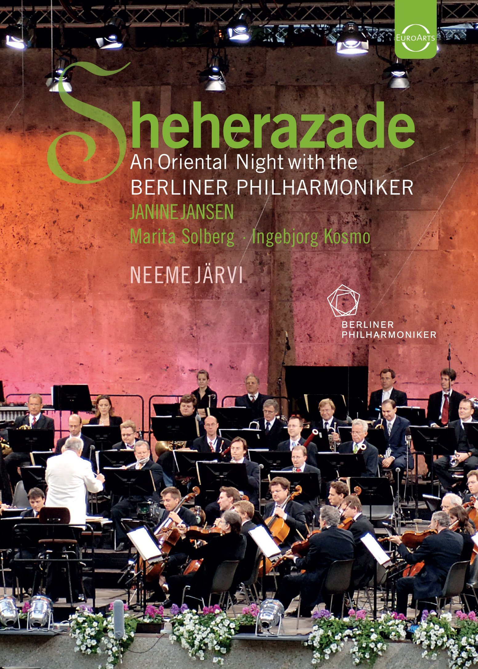 Sheherazade - An Oriental Night with the Berliner Philharmoniker - Waldbuhne Berlin by EuroArts