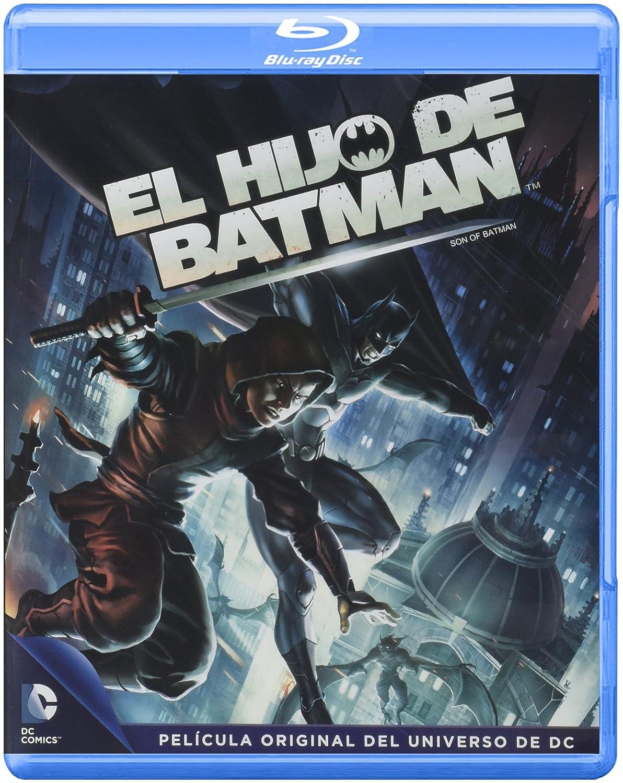 Amazon.com: Son of Batman - El Hijo de Batman en ESPAÑOL ...