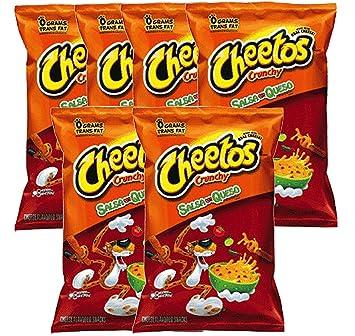 cheetos Salsa con queso Crunchy Perfect Party Mix Aperitivo ...