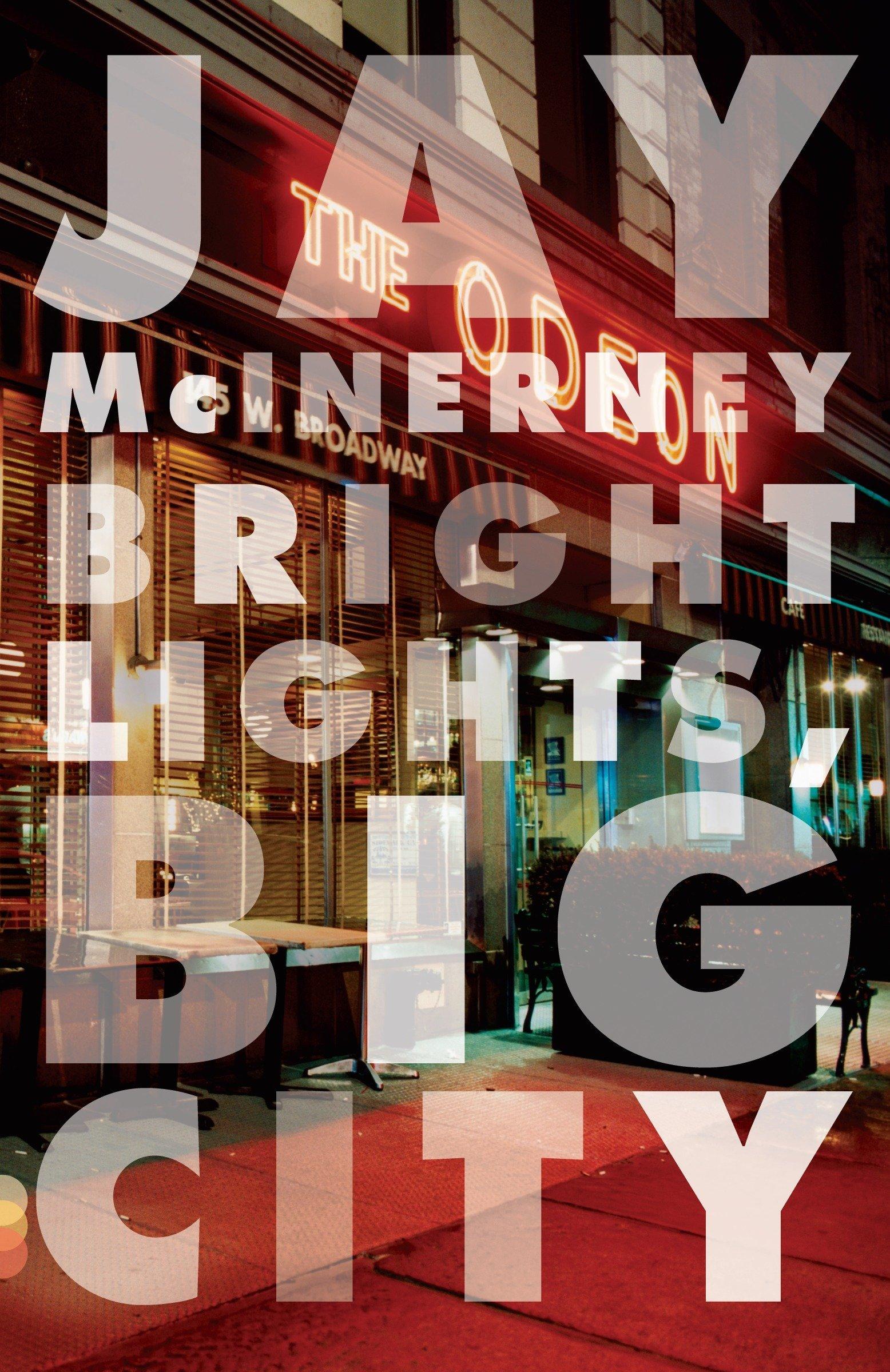 book big city bright lights
