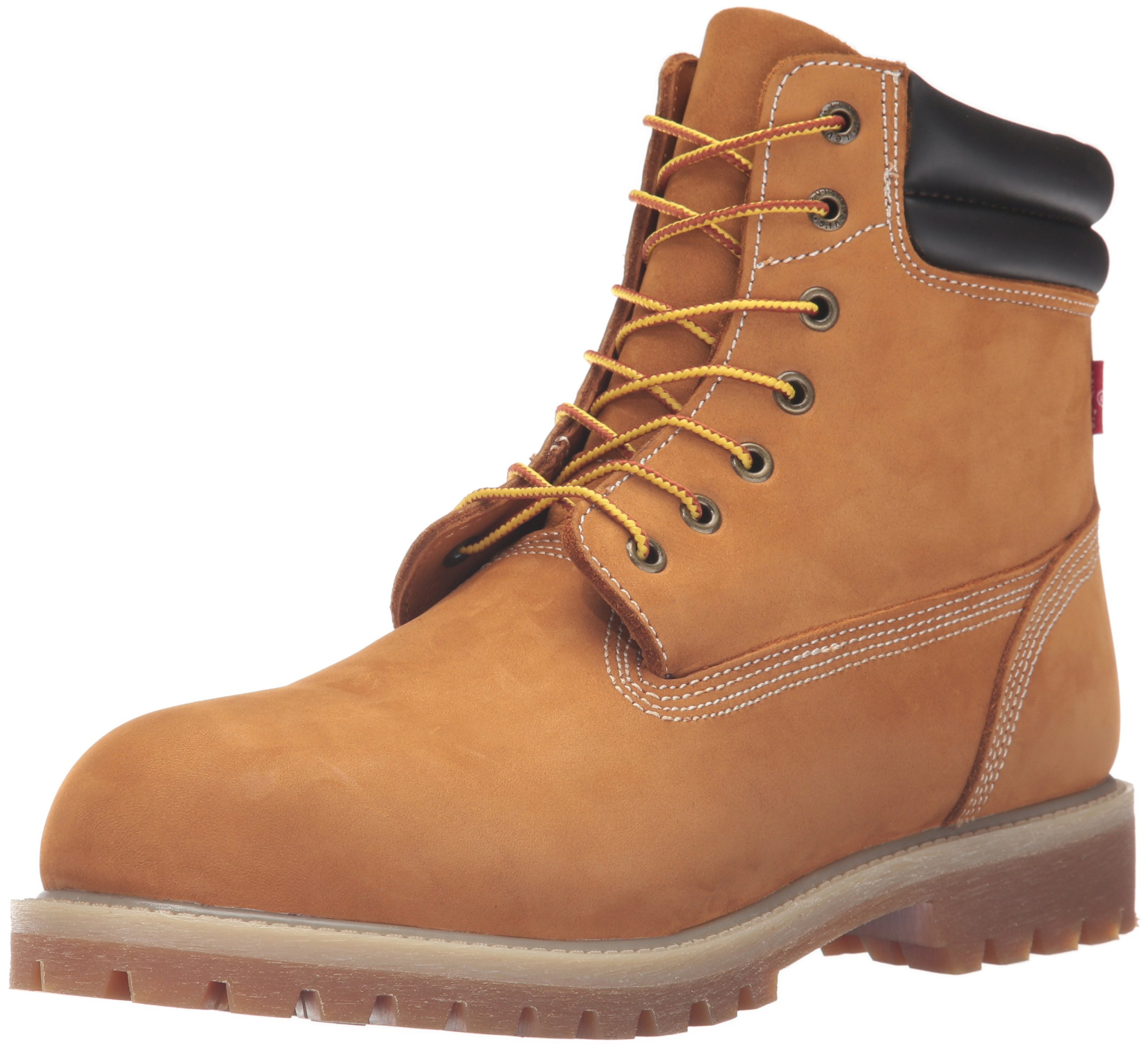 Levi's Men's Harrison R Engineer Boot, Wheat, 10 M US