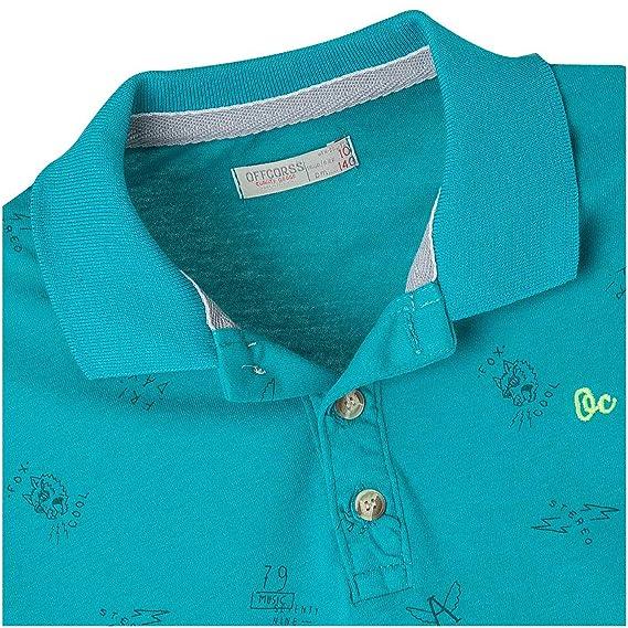 Amazon.com  OFFCORSS Big Boys Short Sleeve Polo Shirts for Kids Camiseta  Polo para Niños  Clothing b4035ed53a80b