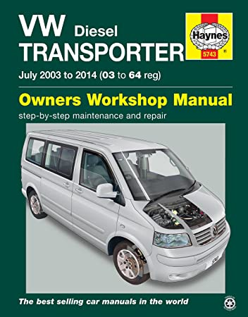 volkswagen transporter t5 haynes manual repair manual workshop rh amazon co uk vw transporter t5 workshop manual pdf vw transporter owners workshop manual pdf
