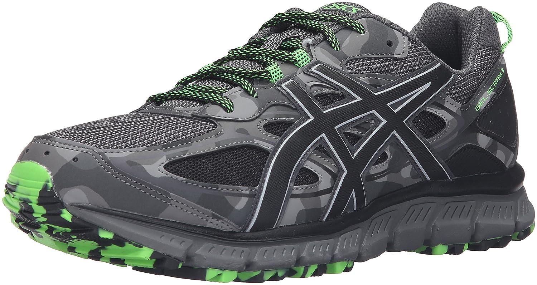 ASICS D Gel Scram 3 Trail Runner Trail Homme B017SHAE6C Carbone D (M) US | Carbone 326a908 - kyomin.website