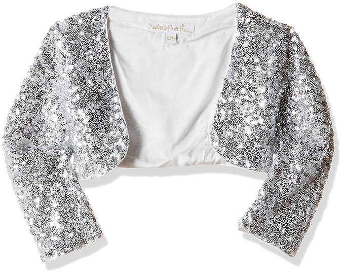 fa09a4bf9 nauti nati Girls  Jacket  Amazon.in  Clothing   Accessories