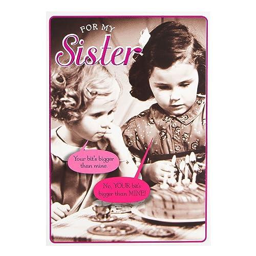 Sister Birthday Cards: Amazon.co.uk