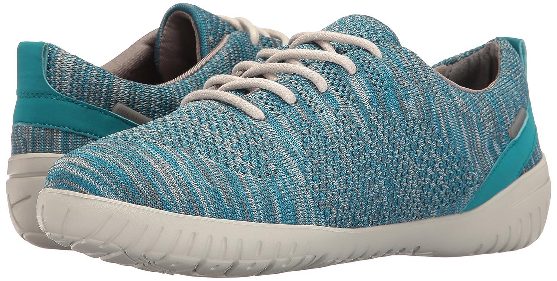 Rockport Women's Sneaker Raelyn Knit Tie Fashion Sneaker Women's B01JHND26Y 9.5 B(M) US|Teal Heather 036442