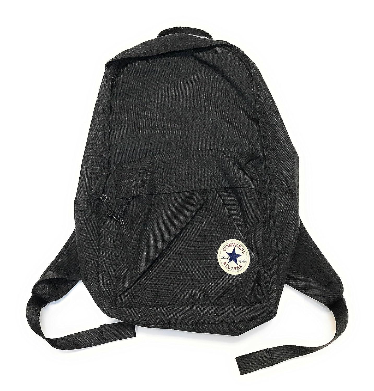 e359e5443c9d Amazon.com  Converse Essentials Backpack (Black)  Shoes