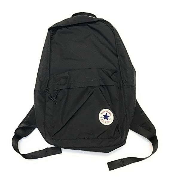 35fb96d690 Converse Essentials Backpack (Black)  Amazon.in  Clothing   Accessories