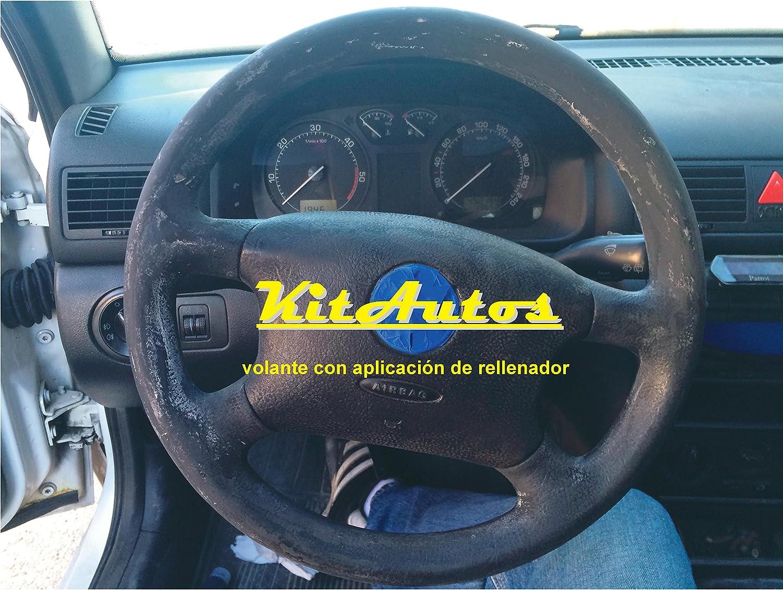 KITAUTOS kivp Kit Restaurador Volantes De Piel Y Plastico Color ...